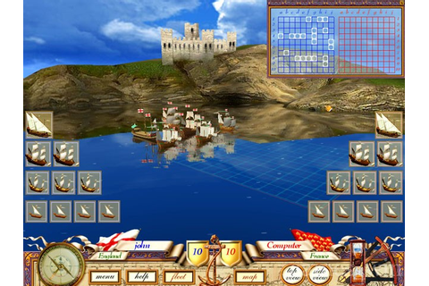 The Great Sea Battle Download on Games4Win