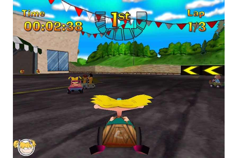 Nicktoons Racing Download Free Full Game | Speed-New