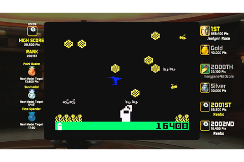 Game Room - Buzz Bombers - Gold Survivalist Medal and Gold ...
