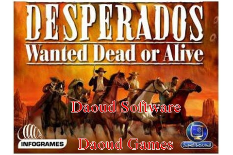 Free Download Desperados: Wanted Dead or Alive Full ...