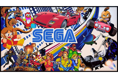 Best SEGA Arcade Games Classics - YouTube