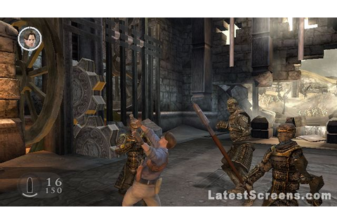 All The Mummy: Tomb of the Dragon Emperor Screenshots for ...