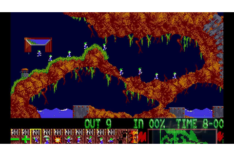 Lemmings 'March Of The Green Tops' (Tim Wright - Amiga ...