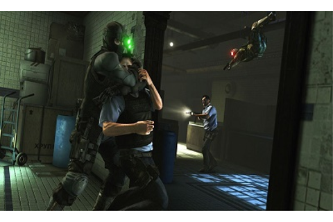 Tom Clancy's Splinter Cell: Essentials – SStech