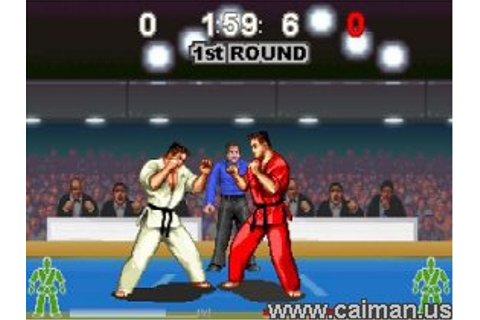 Caiman free games: Karate Master by Crian Freesoft X.