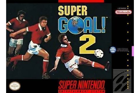 Image result for super goal 2 snes | Super, Goals, Image