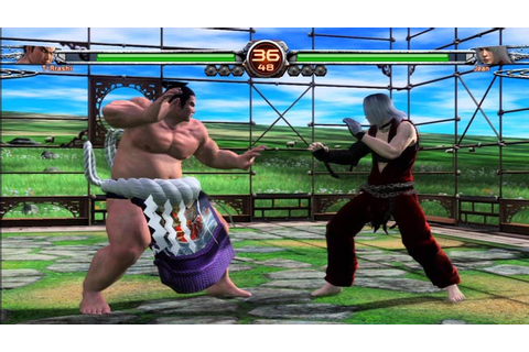 Virtua Fighter 5 Final Showdown is a triple-A fighting ...