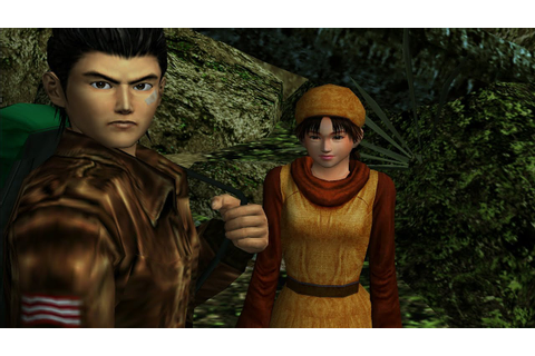 Shenmue II Music: Guilin Forest In-game 2 (Extended) - YouTube