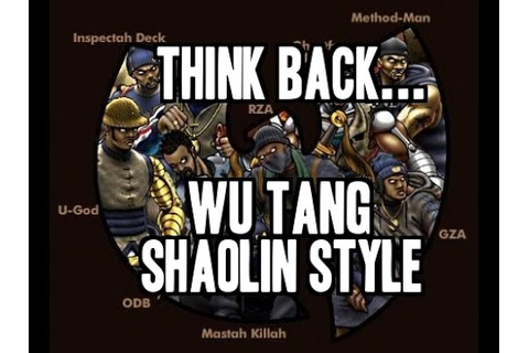 Wu Tang Shaolin Style Video Game Review - YouTube