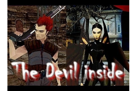 The Devil inside game CZ dabing (year 2000) - YouTube