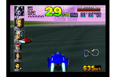 F-Zero X Download Game | GameFabrique