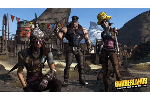 Borderlands: Game of the Year Edition coming to PS4, Xbox ...