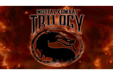 Mortal Kombat Trilogy PC - YouTube