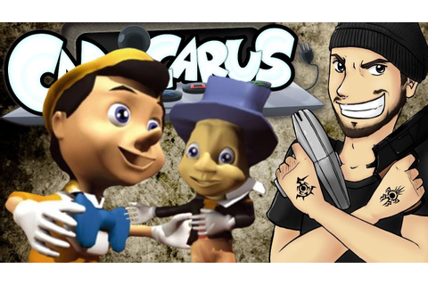 Pinocchio by PHOENIX GAMES!! - Caddicarus - YouTube