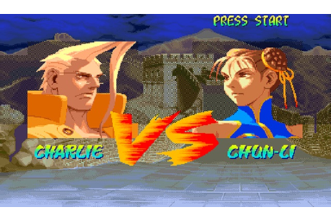 Street Fighter Alpha: Warriors' Dreams (Game) | GamerClick.it
