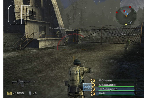 SOCOM - U.S. Navy SEALs - Combined Assault (USA) ISO