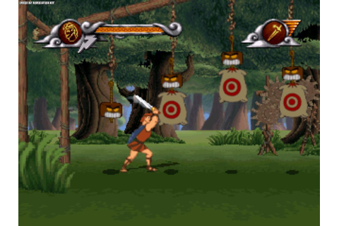 Old #Hercules game on #PlayStation! | Disney | Pinterest ...