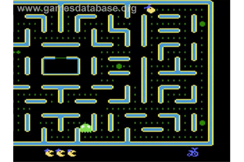 Jr. Pac-Man - Atari 5200 - Games Database