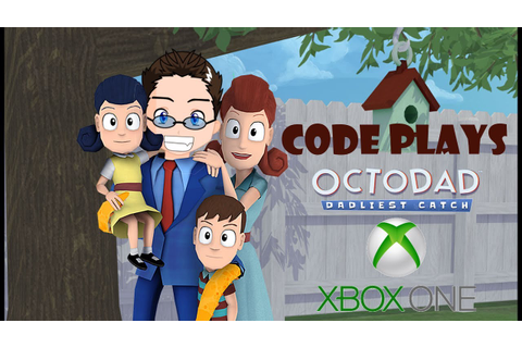 Lets Play Octodad: Dadliest Catch on Xbox One [Ep 1] - YouTube
