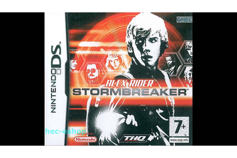 Alex Rider: Stormbreaker (Nintendo DS): Options & Language ...