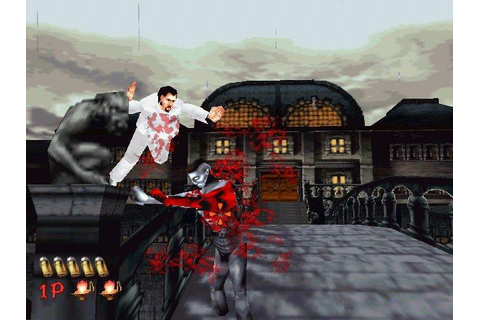 House of the Dead, The Download (1997 Arcade action Game)
