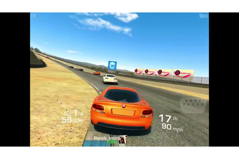 Real Racing 3 iOS Gameplay Video Video - Watch at Y8.com