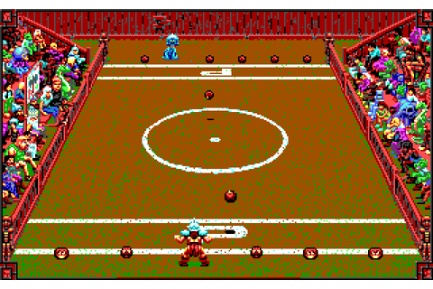 Grand Monster Slam (1989) by Golden Goblins MS-DOS game