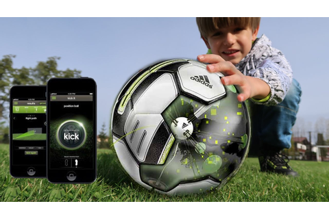 Is The 1st Ever Smart Ball a TOY ? Game App - YouTube