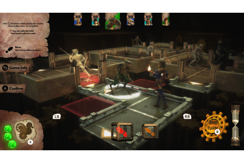 Download The Living Dungeon Full PC Game