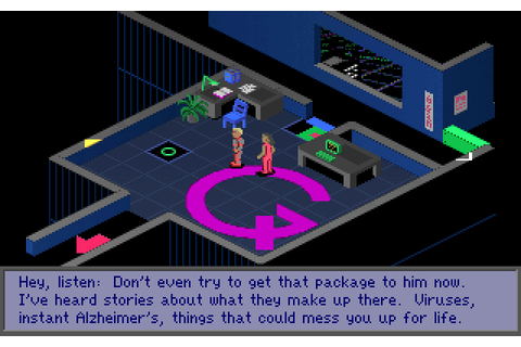 D/Generation (1991) by Software Toolworks for MS-DOS