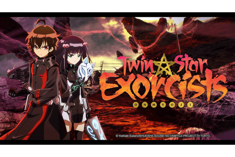 Nightcore☆Twin Star Exorcist☆Opening 1 FUll HD - YouTube