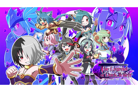 The Legend of Dark Witch 3 sur ActuGaming.net