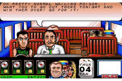 Rockstar Ate my Hamster Download (1989 Amiga Game)