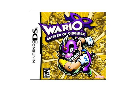 Wario: Master of Disguise Game - Newegg.com