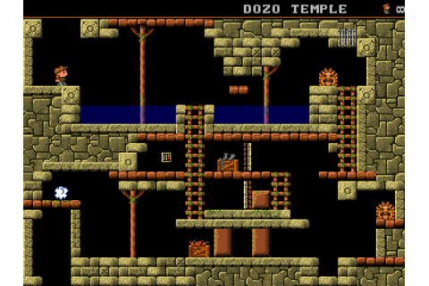 Indie Retro News: Lao's Quest - A retro Platforming mix of ...