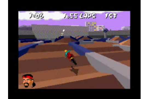 Dirt Trax FX SNES Part 1 - YouTube