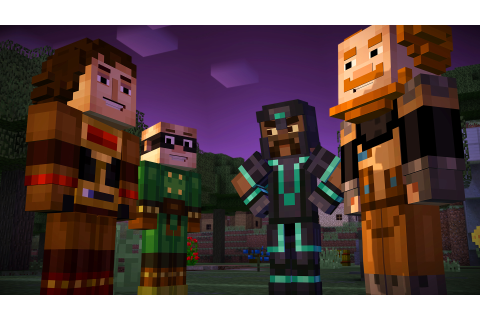 Download Minecraft: Story Mode - A Telltale Games Series ...