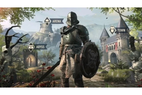 E3 2018: The Elder Scrolls Blades Announced - IGN