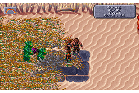Dark Sun - Shattered Lands | Old DOS Games | Download for ...