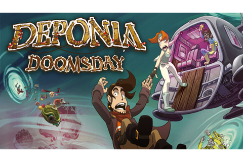 Deponia Doomsday - Free Full Download | CODEX PC Games