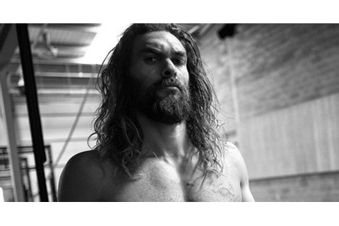 Jason Momoa Teases Justice League Wrap Party with Aquaman ...