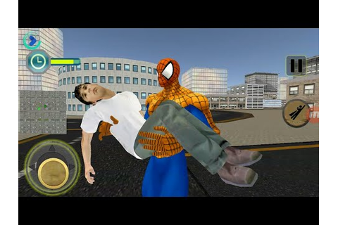 Super Spider Flying Hero Amazing City Battle Game ...
