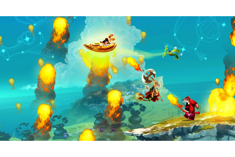 Rayman Legends (Video Game Review) - BioGamer Girl