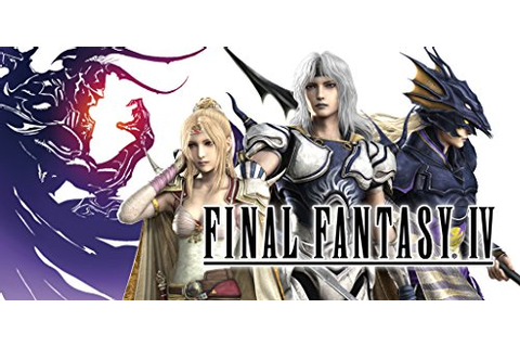 Final Fantasy IV [Online Game Code] - Import It All
