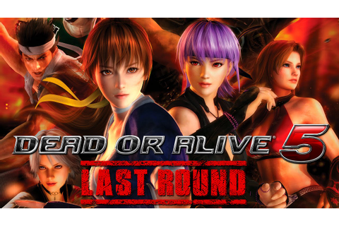 Dead or Alive 5 Last Round / DOA 5 - Download PC Game ...