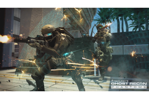 video games, Tom Clancys Ghost Recon Phantoms, Ghost Recon ...