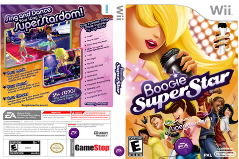 Boogie Superstar wallpapers, Video Game, HQ Boogie ...
