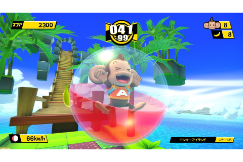 Super Monkey Ball Banana Blitz HD llegará a Xbox One