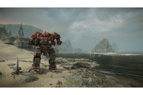 GDC 2012: Looking at MechWarrior's big free-to-play return ...