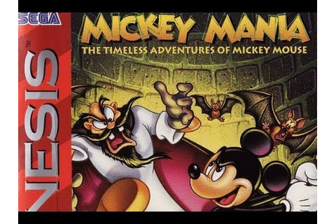 CGRundertow MICKEY MANIA: THE TIMELESS ADVENTURES OF ...